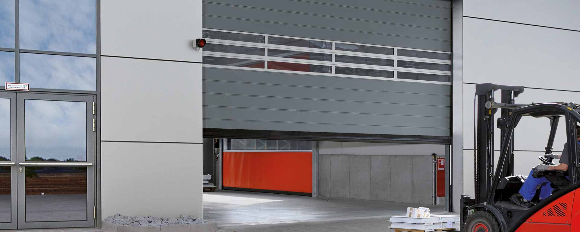 Porte sectionne industrielle SPU